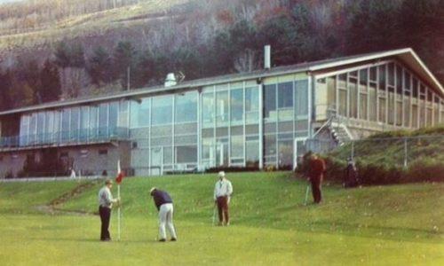 18th & clubhouse (circa 1980)