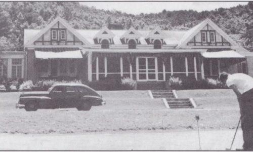 clubhouse (circa 1959)